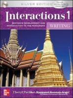 Interactions One: Writing - I, Interactions