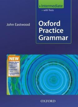 Oxford Practice Grammar. Intermediate. Student's Book with Tests and Practice-Boost CD-ROM. New Edition - Eastwood, John
