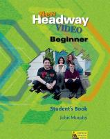 New Headway English Course: Student's Book Beginner level