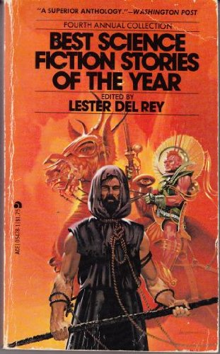 Best Science Fiction of the Year : Fourth Annual Collection - Lester Del Rey