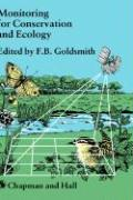 Monitoring for Conservation and Ecology