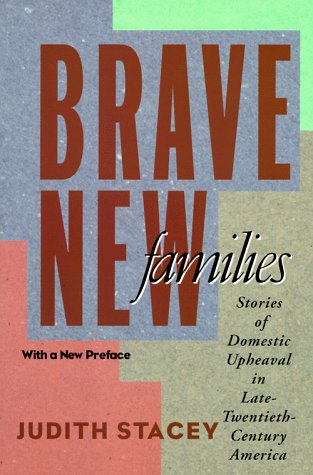 Brave New Families: Stories of Domestic Upheaval in Late-Twentieth-Century America - Judith Stacey