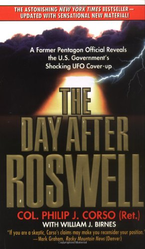 The Day After Roswell - Corso, Philip