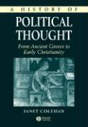 Political Thought P