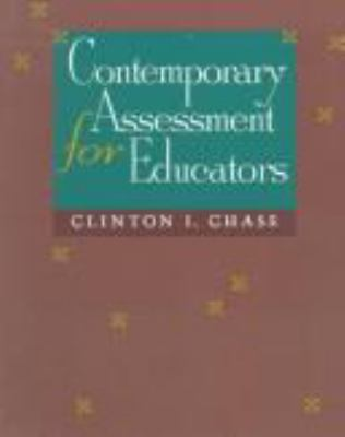 Essentials of Measurement for Educators - Clinton I. Chase