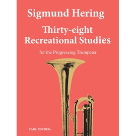 38 recreational Studies for the progressing Trumpeter