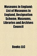 Museums in England: List of Museums in England