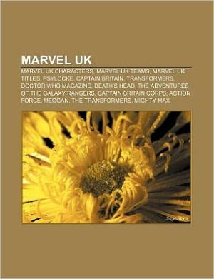 Marvel UK: Jaspers' Warp, Pete Wisdom, Simon Furman, Panini Comics, Dez Skinn, Earth-120185