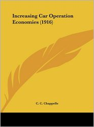 Increasing Car Operation Economies (1916)