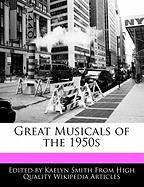 Great Musicals of the 1950s - Smith, Kaelyn