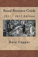 Renal Resource Guide - Capper, Dave