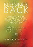 Blessings Back - Blessings, Mary B.