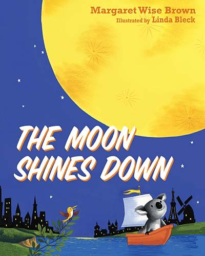 The Moon Shines Down - Margaret Brown