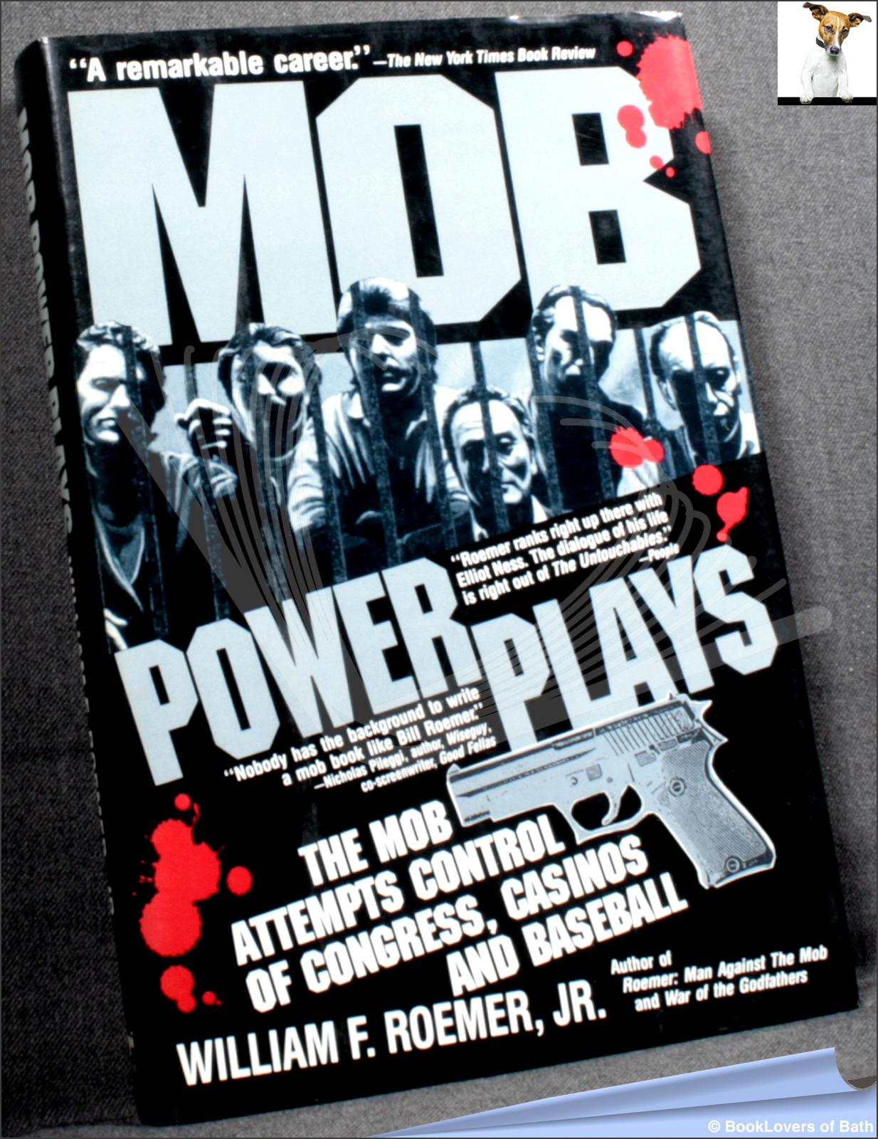 Mob Power Plays - William F. Roemer