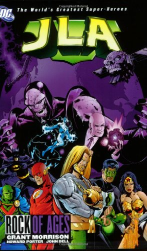 JLA (Book 3): Rock of Ages - Grant Morrison