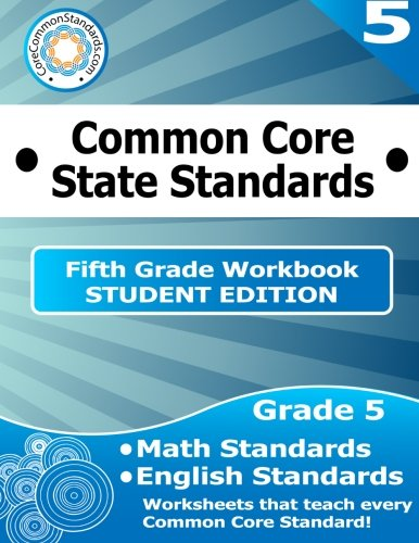 Fifth Grade Common Core Workbook - Student Edition - Have Fun Have Fun Teaching