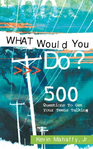 What Would You Do? - Jr. Kevin Mahaffy