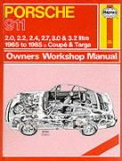 Porsche 911, 1965-85 Coupe and Targa Owner's Workshop Manual