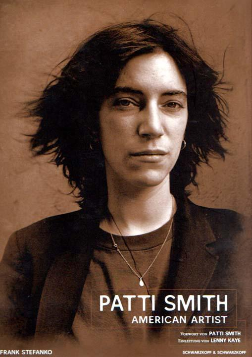 Patti Smith ? American Artist