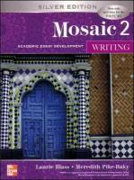 Mosaic Two: Student Book: Writing