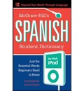 McGraw-Hill's Spanish Student Dictionary for Your IPod - Regina M. Qualls