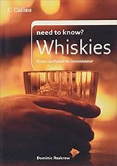 Collins Need to Know? Whiskies - Roskrow, Dominic