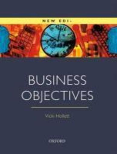Business Objectives: Student'S Book - Hollett, Vicki