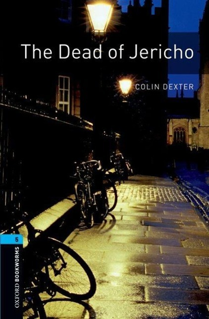 The Dead of Jericho - Dexter, Colin West, Clare