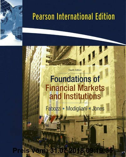 Gebr. - Foundations of Financial Markets and Institutions
