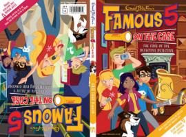 Famous Five on the Case. Case Files 9 & 10