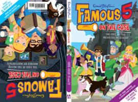 Famous Five on the Case. Case Files 11 & 12