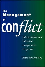 The Management Of Conflict - Marc H. Ross