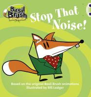 Basil Brush: Stop That Noise! (Blue A)