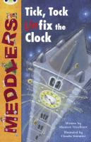 Meddlers: Tick, Tock, Unfix the Clock (Lime A)
