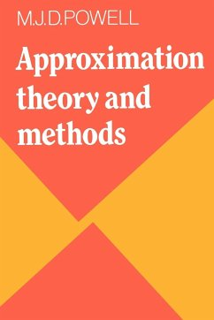 Approximation Theory and Methods - Powell, M. J. D.