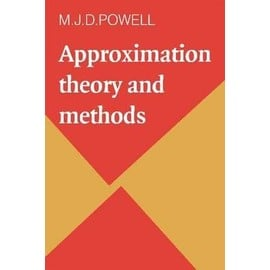 Approximation Theory and Methods - M. J. D. Powell