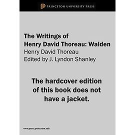 The Writings of Henry David Thoreau - Walden - Henry-David Thoreau