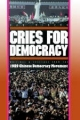 Cries For Democracy - Minzhu Han