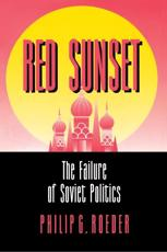 Red Sunset - Philip G. Roeder (author)