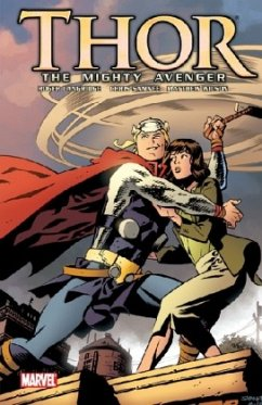 Thor: The Mighty Avenger, Volume 1 - Langridge, Roger Samnee, Chris Wilson, Matthew
