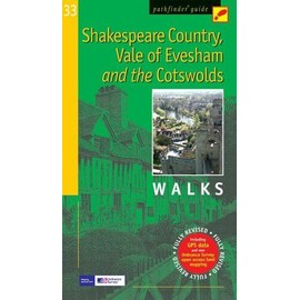 Shakespeare Country, the Vale of Evesham and the Cotswolds - Brian Conduit