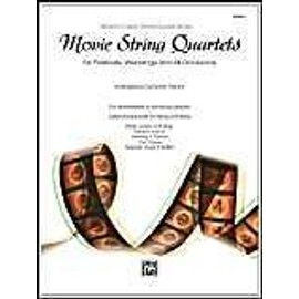 Movie String Quartets for Festivals, Weddings, and All Occasions: Violin 1, Parts
