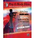 Pop & Rock Hits Instrumental Solos: Flute, Book & CD