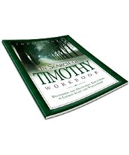 In Search of Timothy Workbook - Tony Cooke