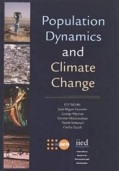 Population Dynamics and Climate Change