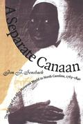 Sensbach, Jon F.: Separate Canaan