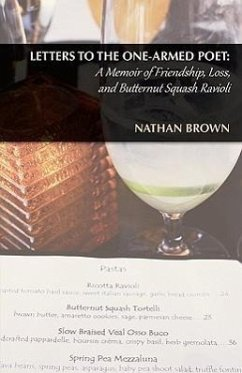 Letters to the One-Armed Poet - Brown, Nathan