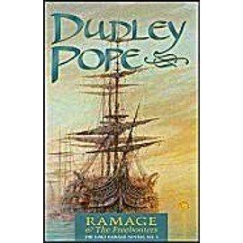 Ramage & The Freebooters : The Lord Ramage Novels No - 3 - Pope Dudley