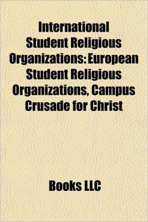 International Student Religious Organizations