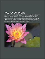 Fauna Of India - Books Llc